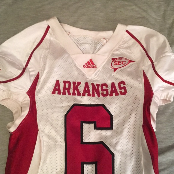 Arkansas Razorbacks Football Jersey